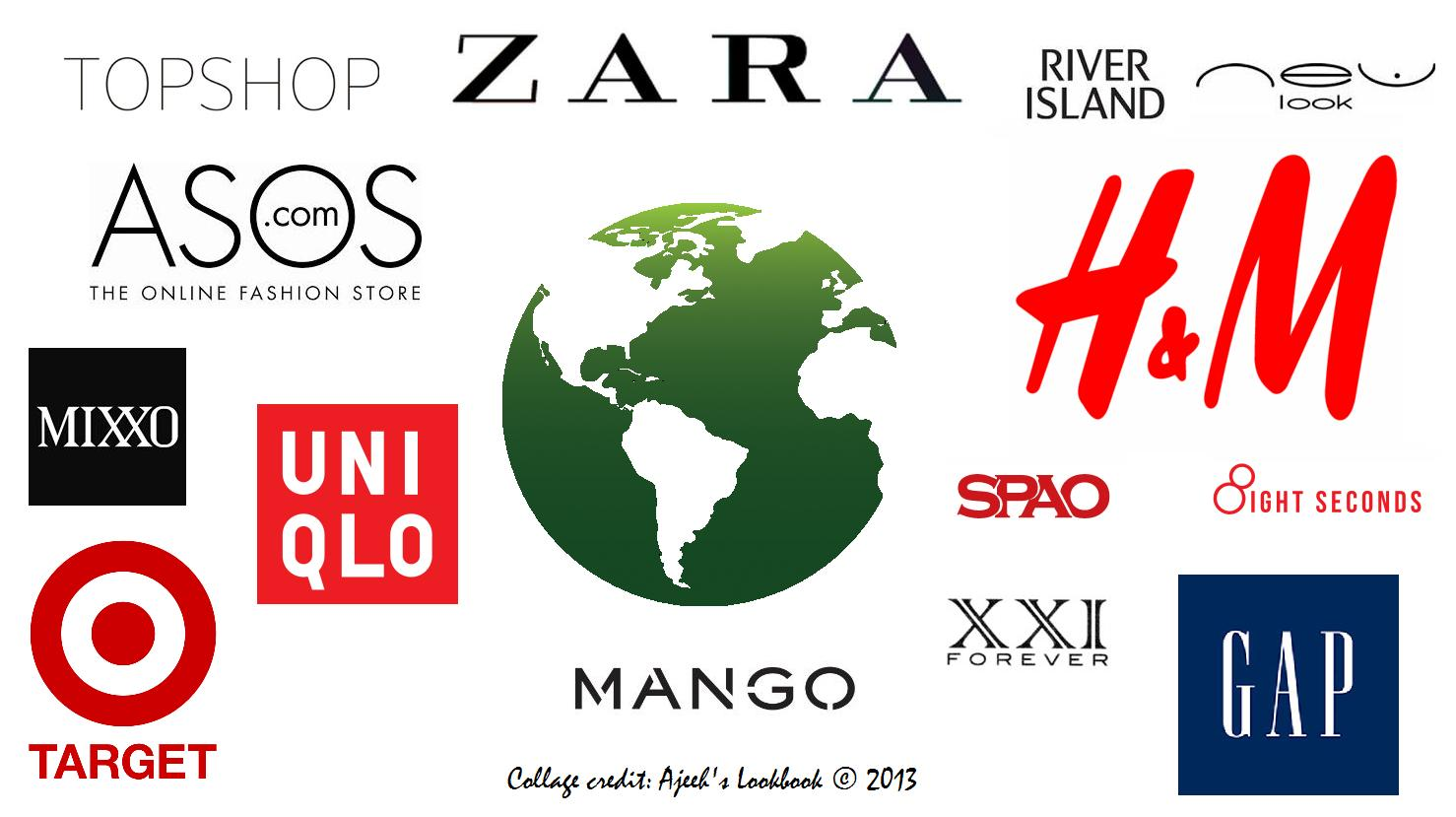 Fast Fashion Cgtrader Blogging Competition Retailers Ethical Slow