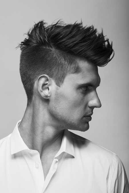 New Hairstyles 2014 Men S Short Hairstyles For 2014