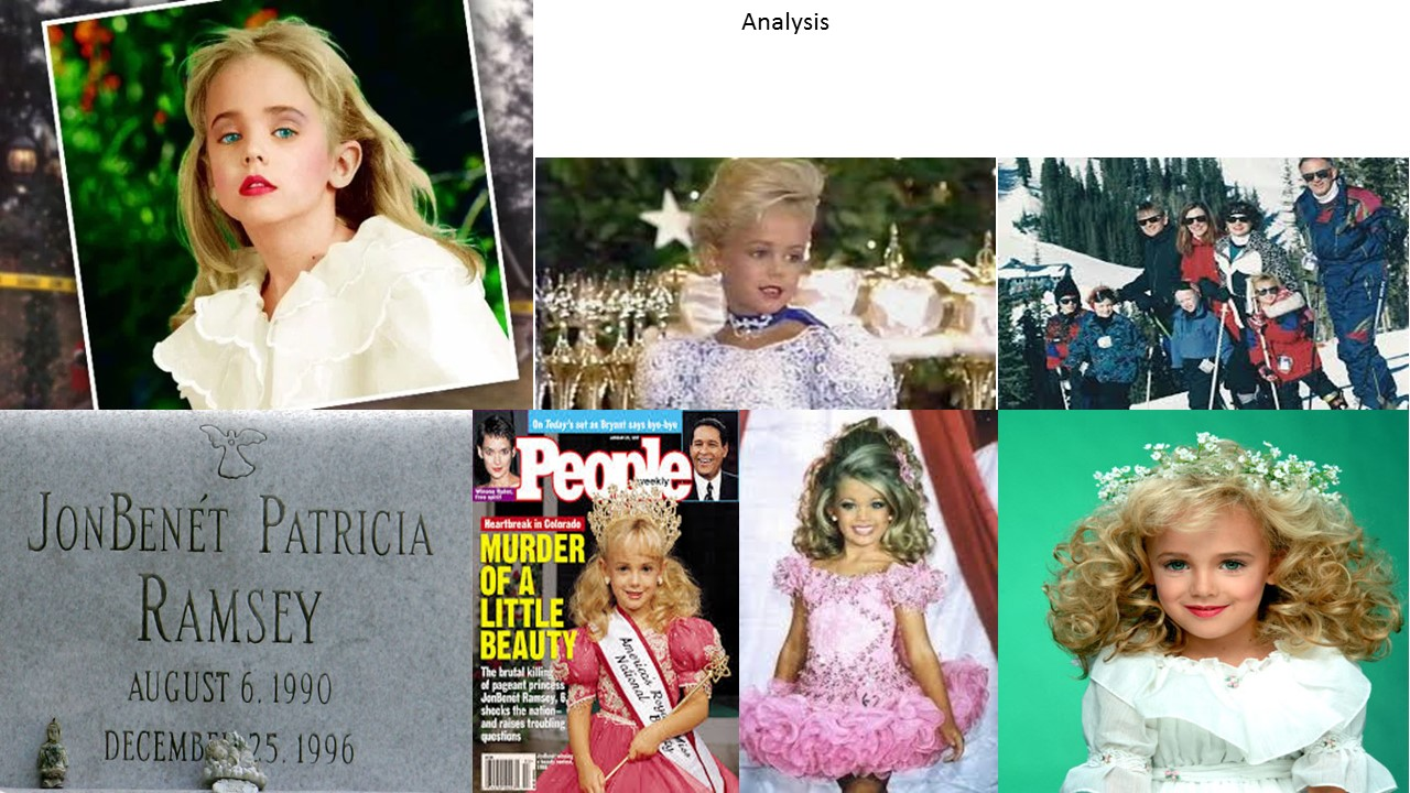 the sad murder case of jonbenet Police missteps 20 years ago still hamper the jonbenet ramsey murder investigation.