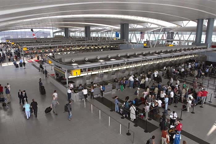 Aeroporto New York John F Kennedy : Aeroportos em nova york qual a melhor escolha dicas