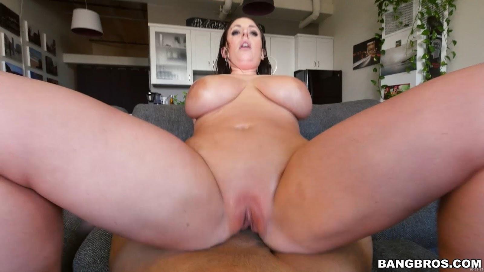 UNCENSORED [bangbros]2017-02-23 Angela White's 32 double g tits are breathtaking, AV uncensored