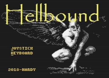 Descarga la última demo de Hellbound, un nuevo arcade plataformero para C64 #RetroManiac