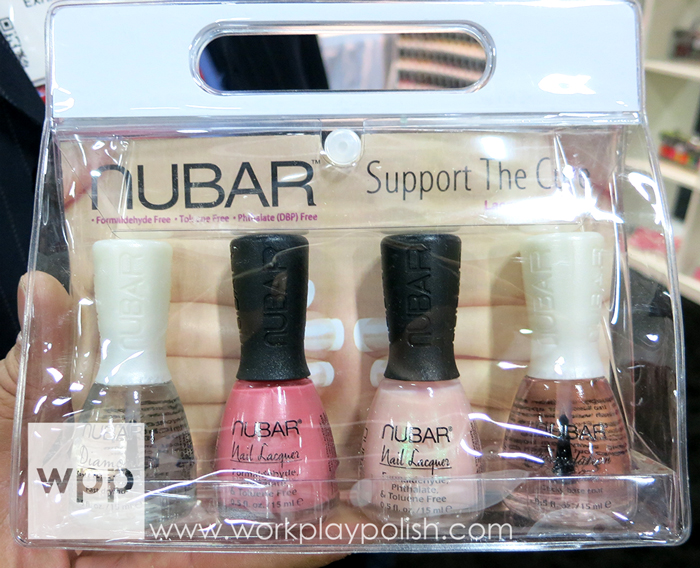 Nubar Support the Cure