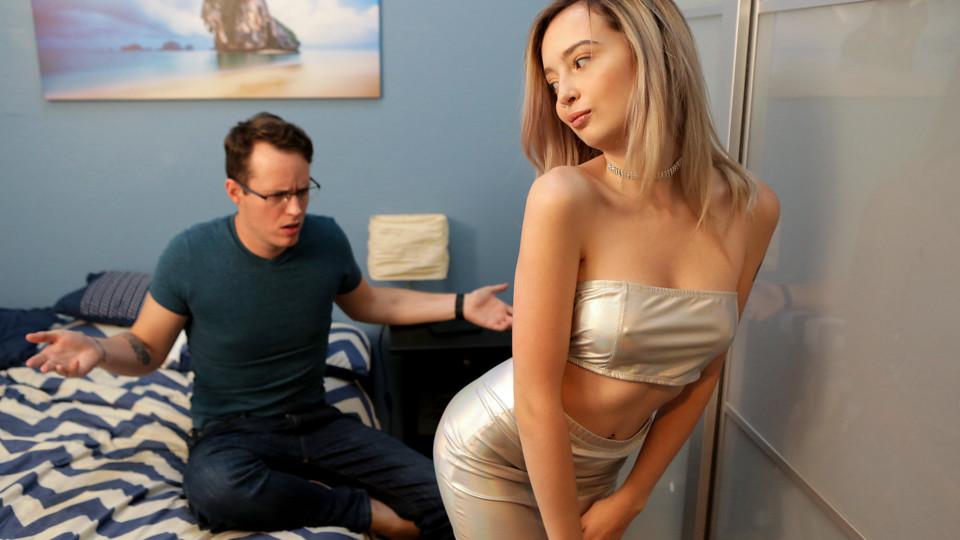 UNCENSORED Nubiles Porn – Lexi Lore Addicted To Dick, AV uncensored