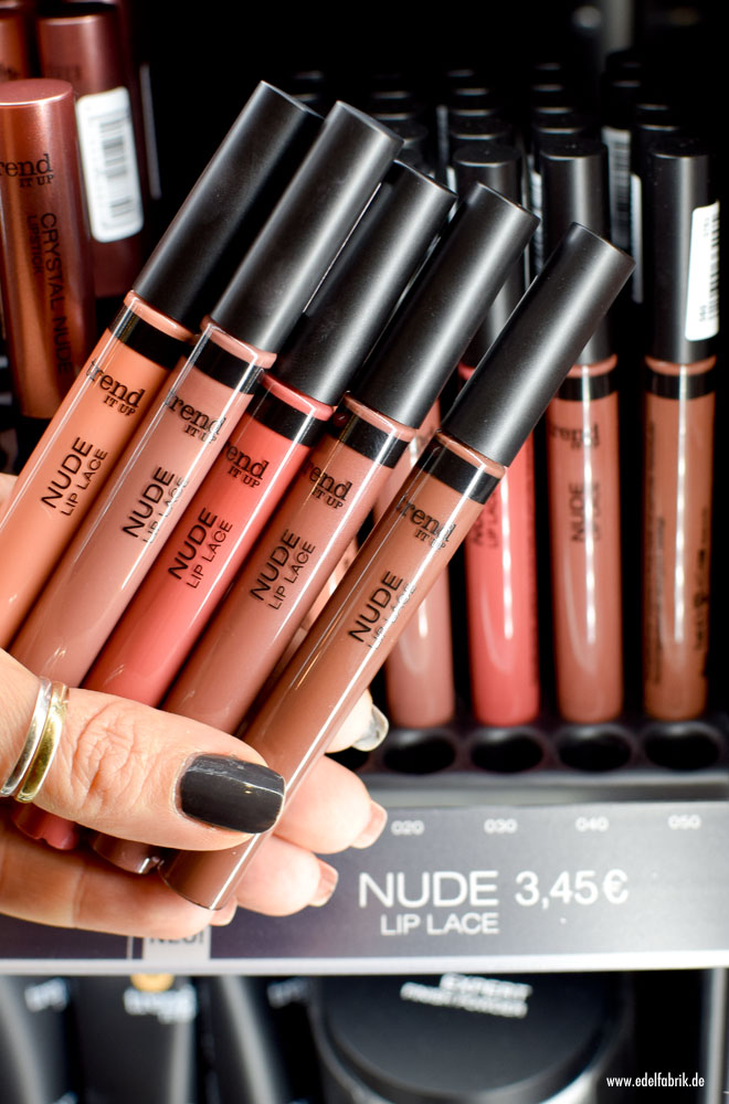 trend IT UP Nude Lip Lace, neue Lipgloss Serie, Kylie Jenner