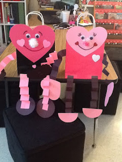 Pinterest Valentine Goody Bags