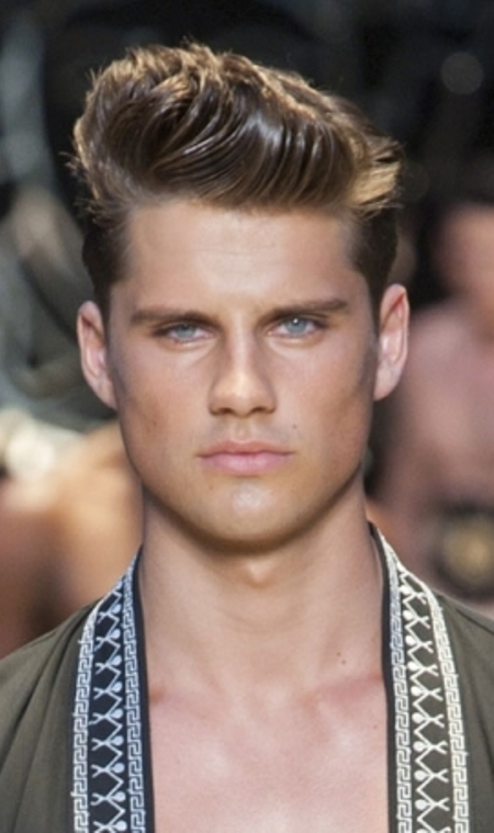 Men   s Hairstyles Trends Spring-Summer 2013 Catwalk the First LookMens Haircut 2013 Summer