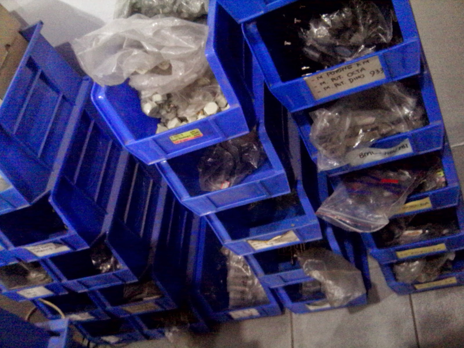 spare part mesin bordir komputer