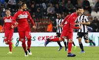Τα στιγμιότυπα του ματς κυπέλλου ΠΑΟΚ - Ξάνθη 0-1