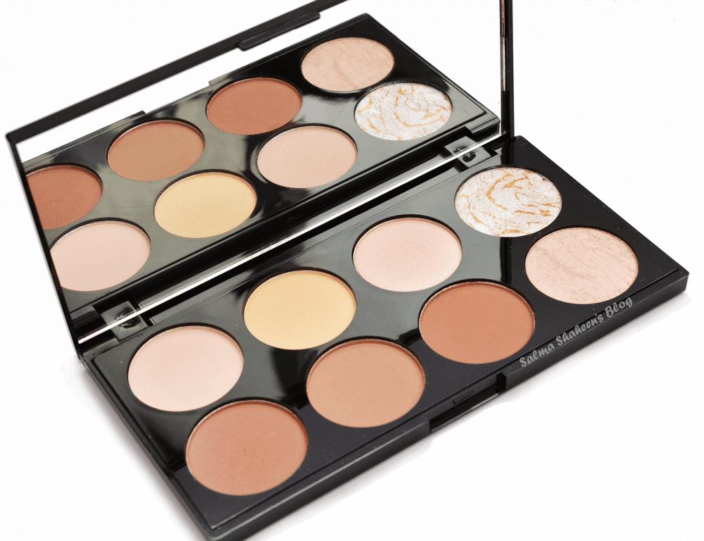 Review: Makeup Revolution Ultra Sculpt & Contour Kit — beccasocial