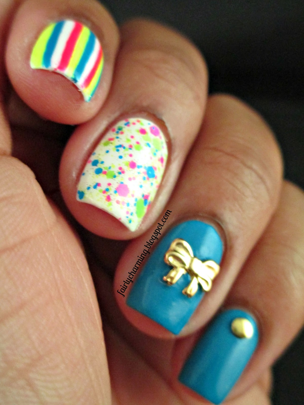 Fairly Charming: Mix 'n Match With Pipe Dream Polish