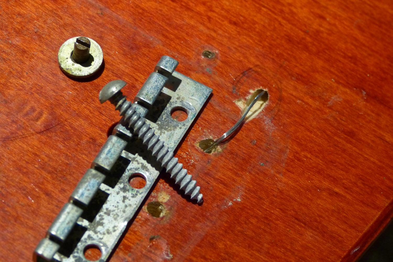 1963 kay made silvertone 1410 electric guitar. Black Bedroom Furniture Sets. Home Design Ideas