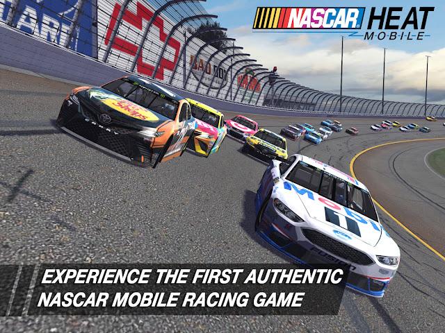 NASCAR Heat Mobile-Fredain.com