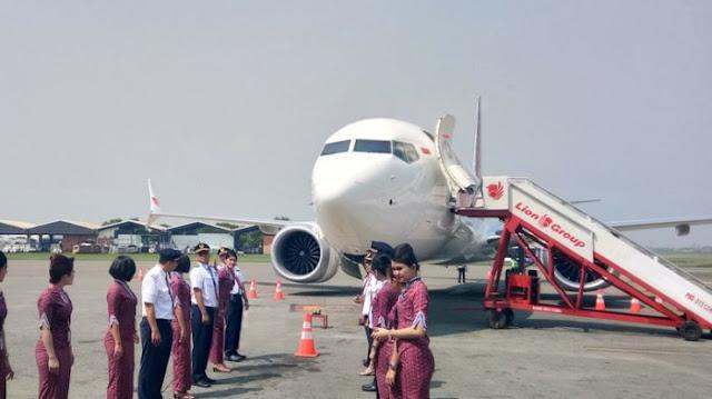 Informasi Terkini Penerbangan Lion Air dan Wings Air  dari/ ke Banjarmasin, Kalimantan Selatan