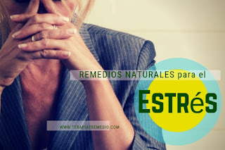 Remedios caseros para aiviar el estrés