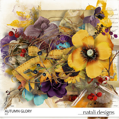 new collection Autumn Glory + CU Grab BAG  + DSD sale