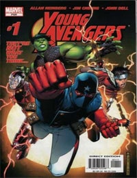 Young Avengers (2005) Comic