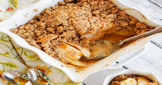 Warm Apple Bake Recipe