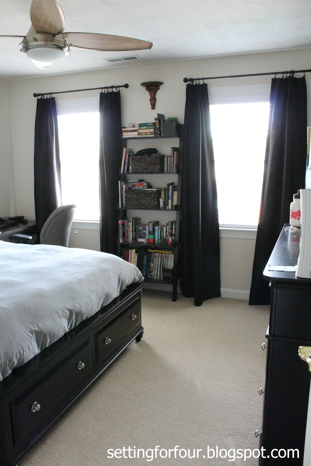 Teenage Boy's Bedroom - Setting for Four on Rooms For Teenage Guys  id=76327