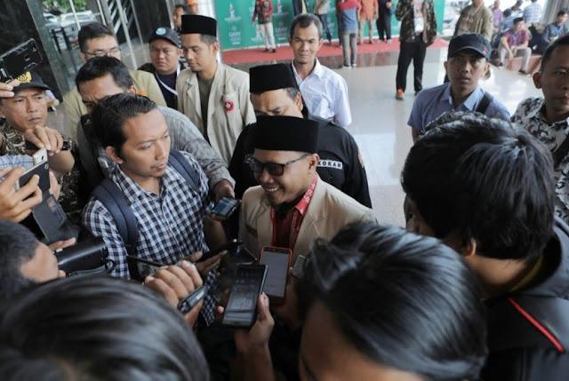 Cak Nanto Membantah Disebut-sebut sebagai Pendukung Jokowi