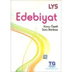 Test Grup LYS Edebiyat Konu Özetli Soru Bankası