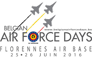BELGIAN AIR FORCE DAYS 2016