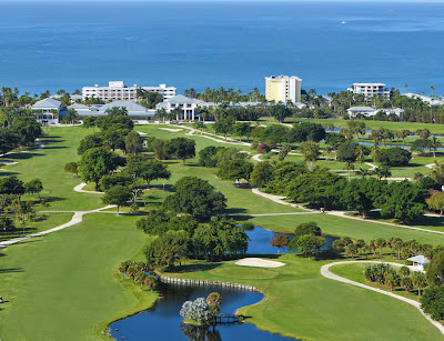 The Naples Beach Hotel & Golf Club in Florida