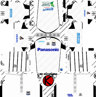 Gamba Osaka kits 2018 - Dream League Soccer Kits