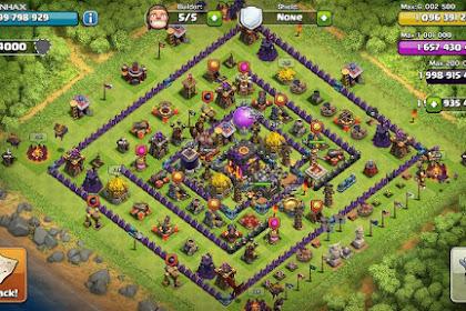 Download Flamewall - Clash of Clans Mod Apk Unlimited Gems