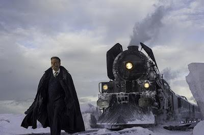 Una imagen de Asesinato en el Orient Express'