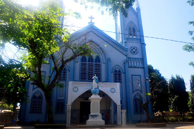 Immaculate Conception Cathedral - Puerto Princesa City, Palawan
