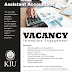 Immediate Vacancies  In  Assistant Accountant