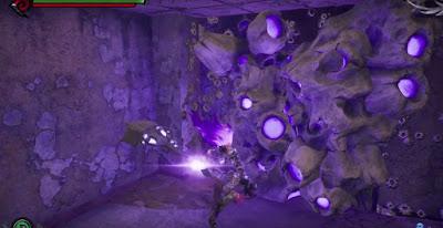 Darksiders 3, Adamantine Chunk Location, Adamantine in Haven