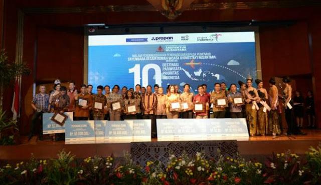 Inilah dia Pemenang Lomba Desain Arsitektur Nusantara