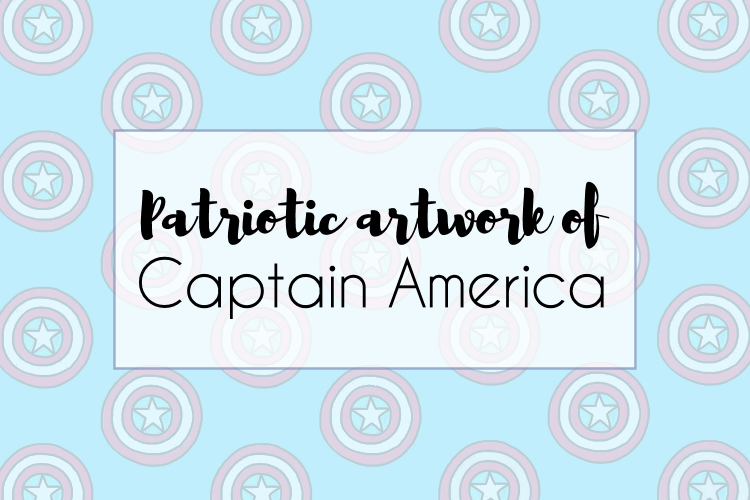 Captain America artwork collection