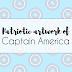 Good Ol' Patriotic Artwork of Marvel's Captain America