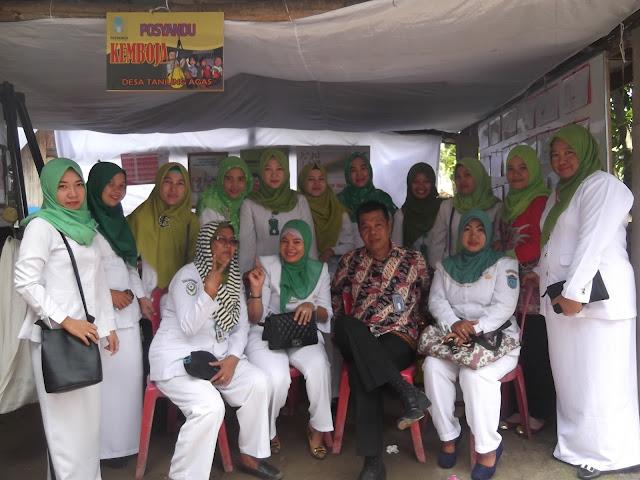 Posyandu Desa Tanjung Agas Wakili Kecamatan