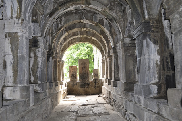 Visiting Armenia and the best sites to see  Sanahin Monastery