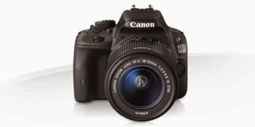 Kamera Canon EOS 100D