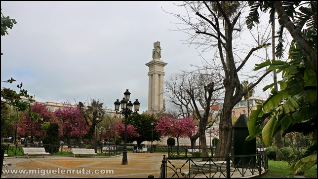 Cádiz-Plaza-España