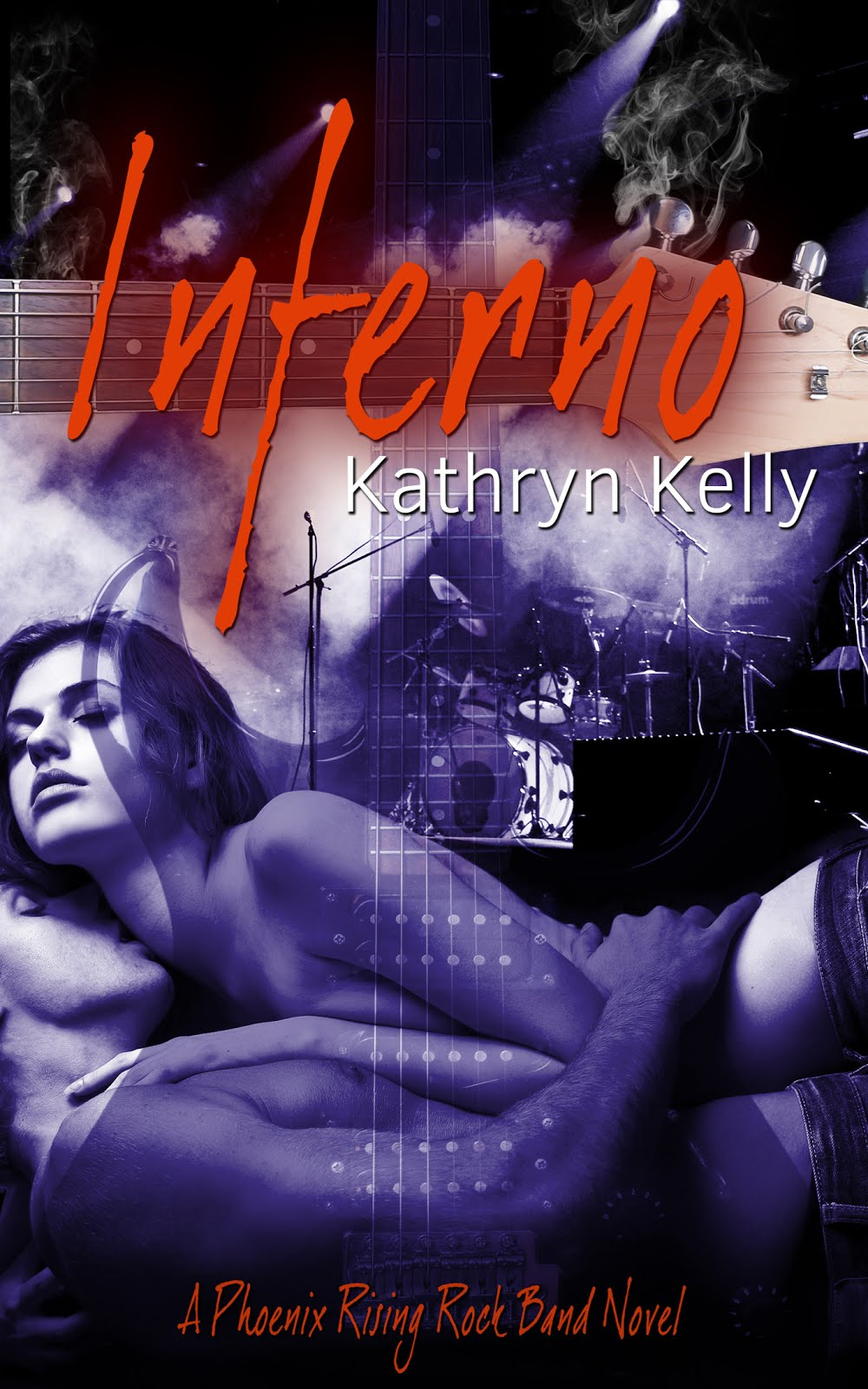 Inferno (Phoenix Rising Book 1)