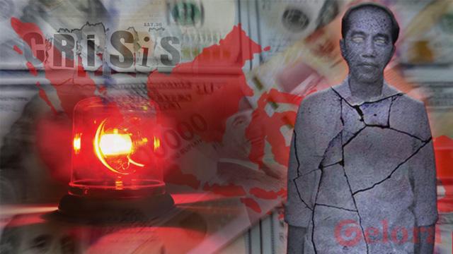 Luhut: Indonesia tak akan Krisis, ada Jokowi dan Sri Mulyani