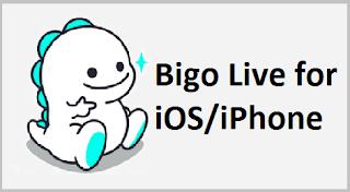 Bigo Live for ios/iphone