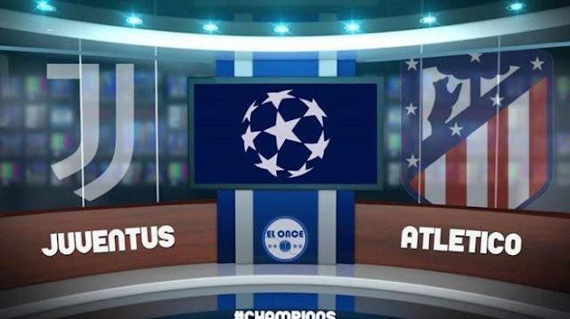 Jadwal Liga Champions Malam Ini Siaran Langsung di RCTI, Juventus Vs Atletico Madrid