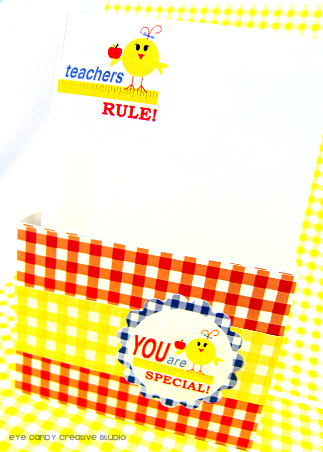 teaxhers rule, stationery box, stationery set for teachers, teachers gift idea