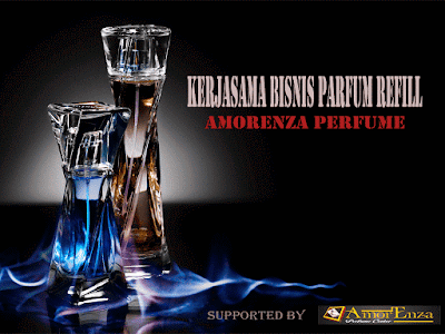 Bisnis Parfum Refill Amorenza Perfume