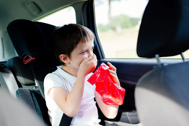 How to Avoid Vomiting During Travelling