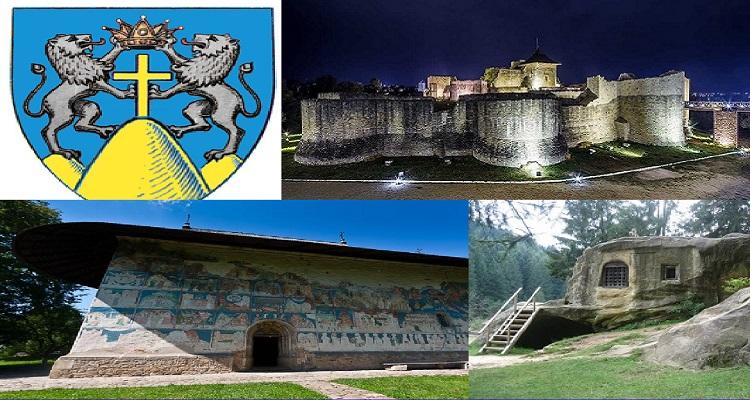Județul Suceava, imagini, descriere si obiective turistice