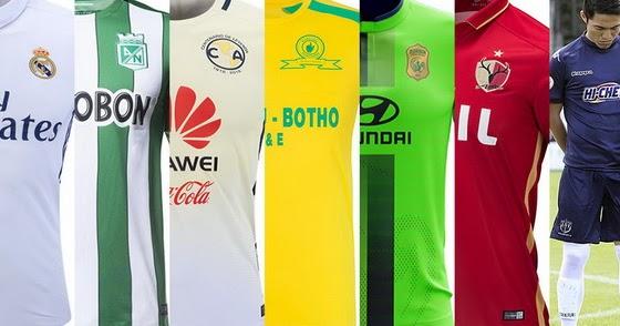 Camisetas de futbol 2018 2019 baratas: Venta de Camisetas del Mundial de Clubes 2016 baratas