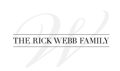 the rick webb family